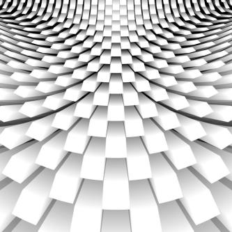 Abstract futuristic 3d background