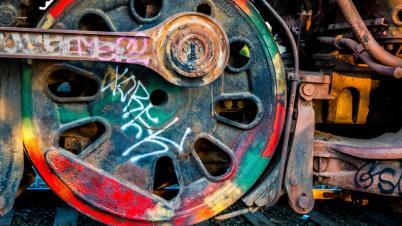 Graffiti Train
