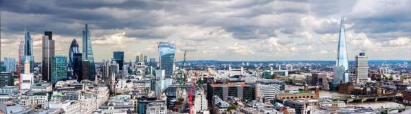 The City of London Panorama