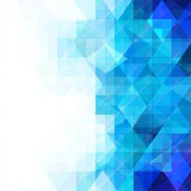 abstract blue background, business and technology concept