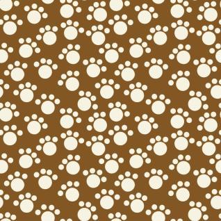 Seamless pattern footprints.