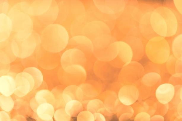 Color lights blur background